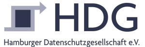 Mitglied in der Hamburger Datenschutzgesellschaft e.V.