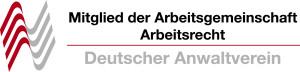 Mitglied in der Arbeitsgemeinschaft Arbeitsrecht des Deutschen Anwaltvereins
